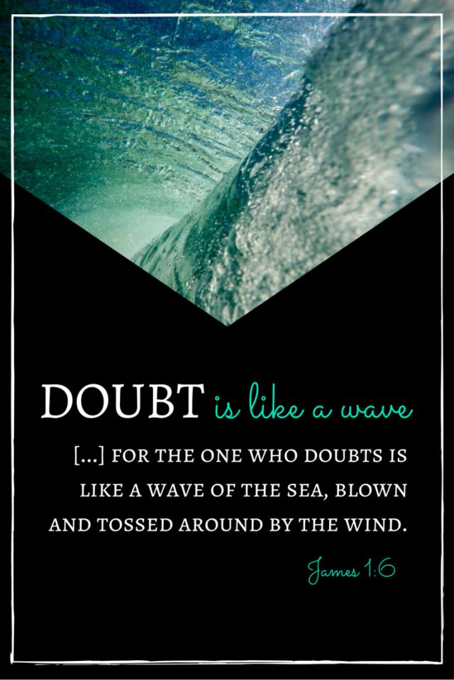 Doubt  mytwisteddream
