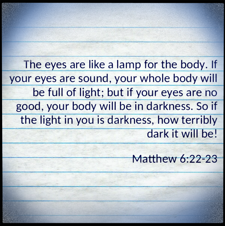 Windows To My Soul: Eyes: The Window To Your Soul