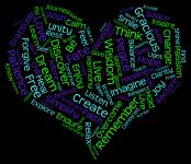 101 Positive Words | mytwisteddream
