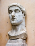 """Rome Capitole Statue Constantin"" by Jean-Christophe BENOIST"